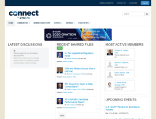 connect.njcpa.org screenshot