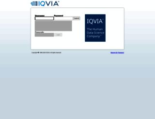 connect.quintiles.com screenshot