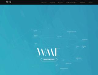 connect.wmeent.com screenshot