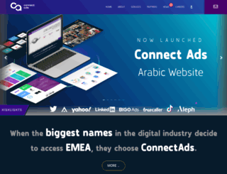 connectads.co screenshot