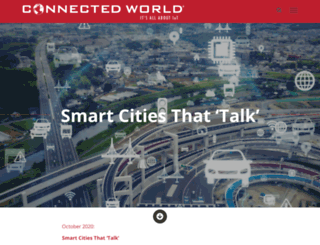 connectedworldmag.com screenshot
