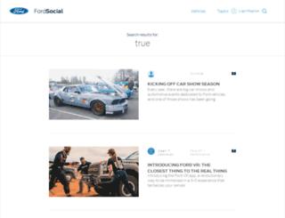 connectford.com screenshot