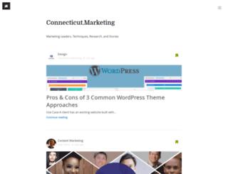 connecticut.marketing screenshot