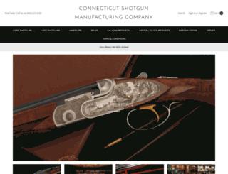 connecticutshotgun.com screenshot