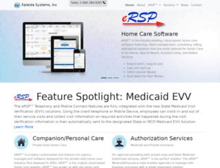 connections4life.ersp.biz screenshot