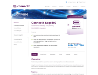 connectit-mas90.co.uk screenshot