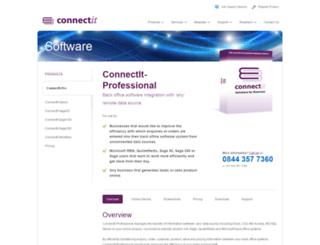 Access connectit-webcart co uk  ConnectIt-Professional :: the