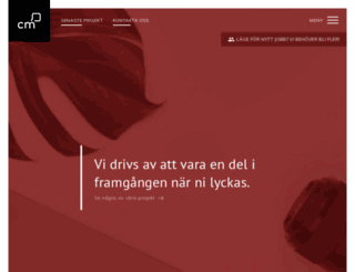 connectmedia.se screenshot