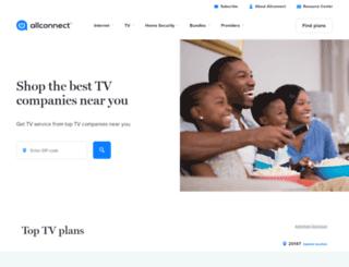 connectmycable.com screenshot