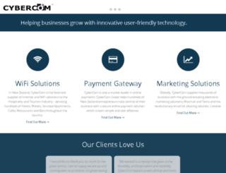connectorhq.com screenshot