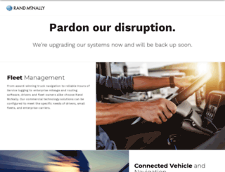 connecttest.randmcnally.com screenshot
