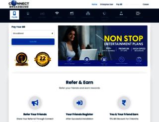 connectzone.in screenshot