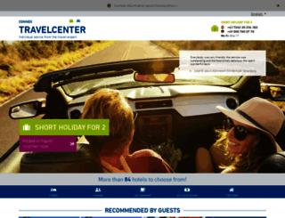 connex-kurzurlaub.com screenshot