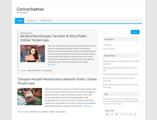 connochaetos.org screenshot