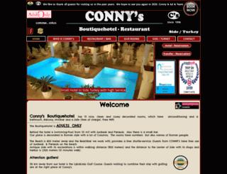 connys-side.net screenshot