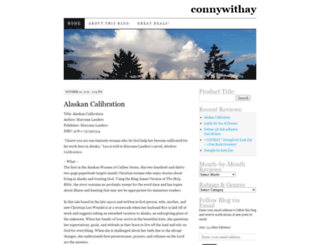 connywithay.wordpress.com screenshot