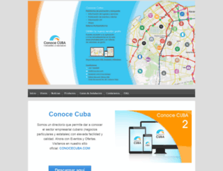 conocehabana.wordpress.com screenshot