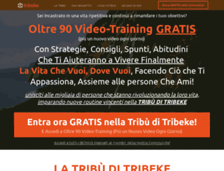 conoscerepereccellere.com screenshot
