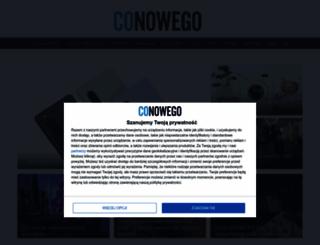 conowego.pl screenshot