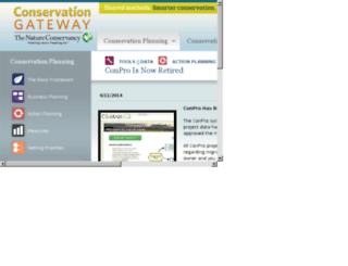 conpro.tnc.org screenshot