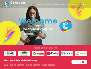 conquestcapitalltd.com screenshot