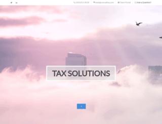 conradtax.com screenshot