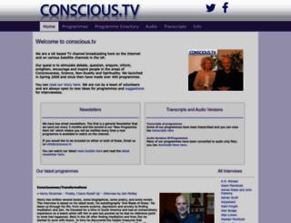 conscious.tv screenshot