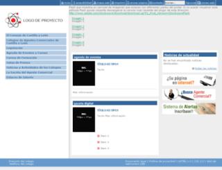 consejo-castillaleon.cgac.es screenshot