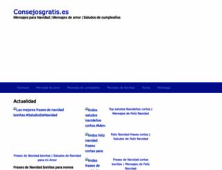 consejosgratis.es screenshot