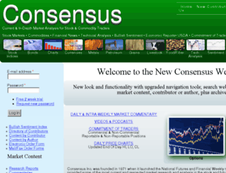 consensus-inc.com screenshot