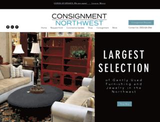 consignment-nw.com screenshot