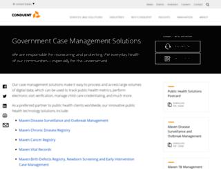consiliencesoftware.com screenshot
