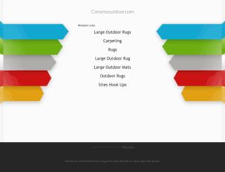 consinaoutdoor.com screenshot