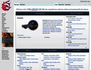 consolegameswiki.com screenshot