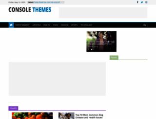 consolethemes.com screenshot
