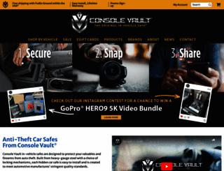 consolevault.com screenshot