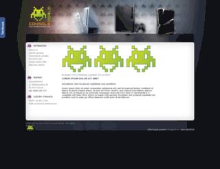consoleworld.pl screenshot