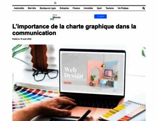 consomatique.fr screenshot