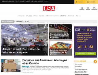 consommation.lsa.fr screenshot