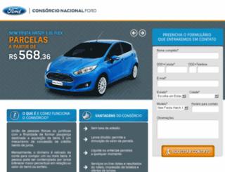 consorcio-ford.com screenshot