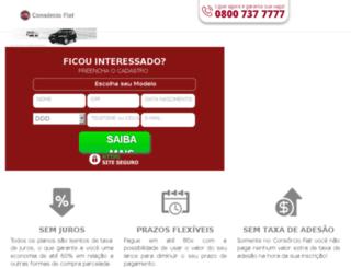 consorciodafiatnacional.com.br screenshot