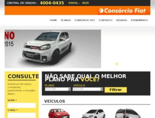 consorciodefabrica.com.br screenshot