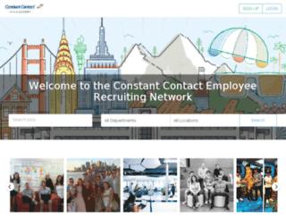 constantcontact.rolepoint.com screenshot