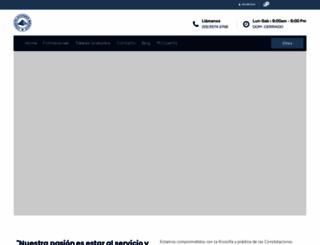 constelacionesmexico.com screenshot