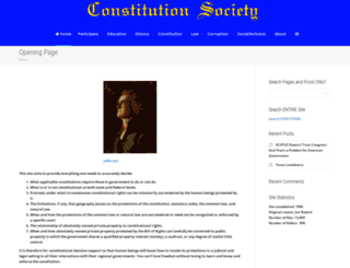 constitution.org screenshot