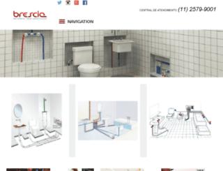 construbrescia.com.br screenshot