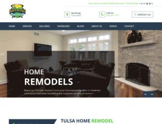 construction-tulsa.com screenshot