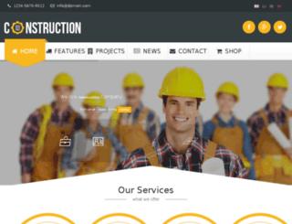 construction.weblusive-themes.com screenshot