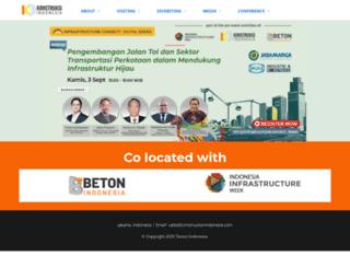 constructionindonesia.com screenshot