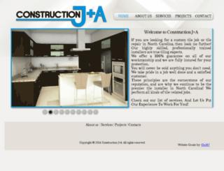constructionjna.com screenshot